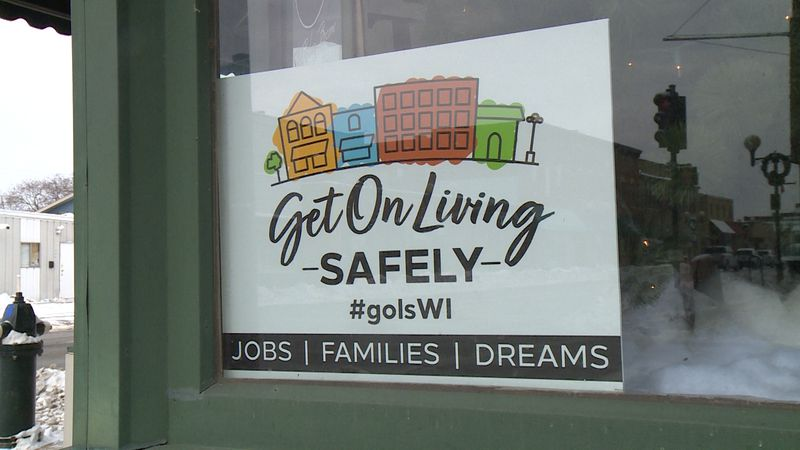 The Get On Living Safely campaign looks to further emphasize investing locally in new ways...