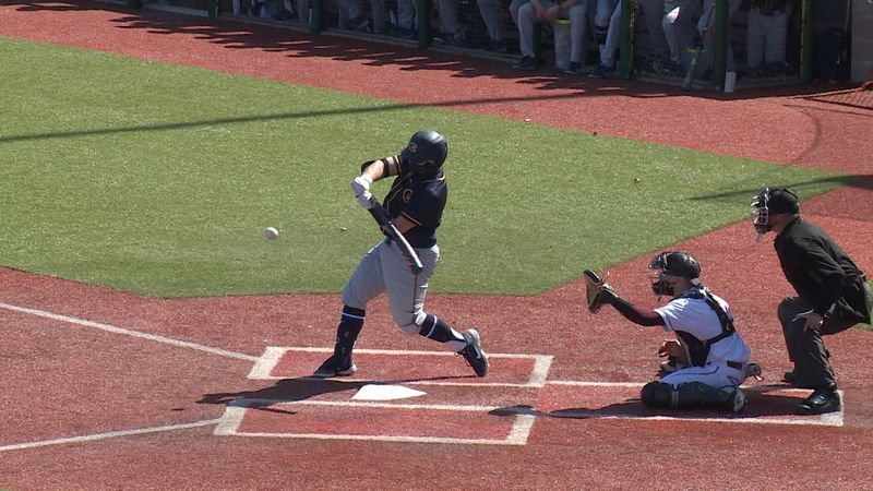 Blugolds take the diamond for first time in 26 years