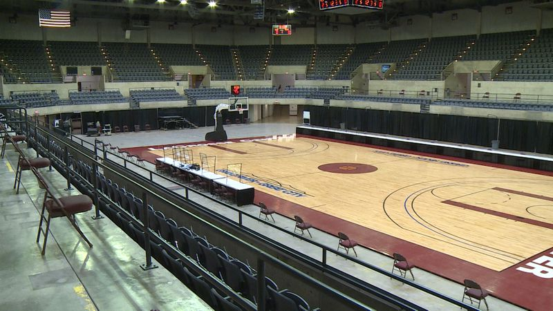 With a maximum of 1000 fans per game, the La Crosse Center looks forward to welcoming patrons...