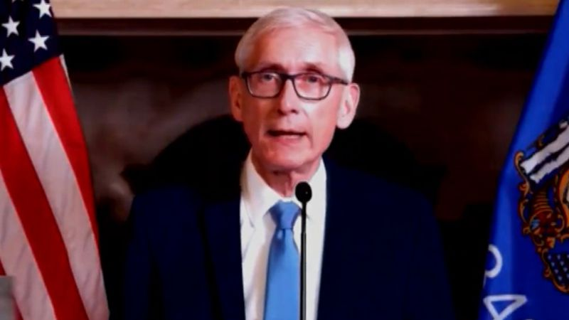 Gov. Tony Evers addressed many issues Wisconsinites are currently experiencing.