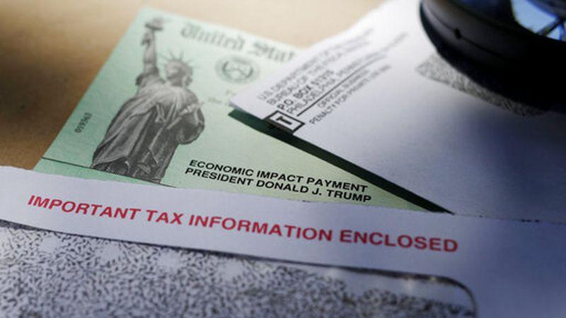 Stimulus Checks (AP Photo/Eric Gay, File)