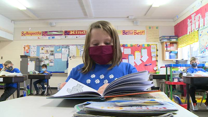 ECASD to require masks this fall for staff and students in pre-K through 8th grade as the delta...