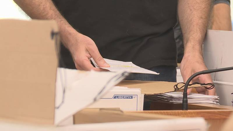 The Wisconsin Elections Commission want to remain transparent with voters, encouraging them to...