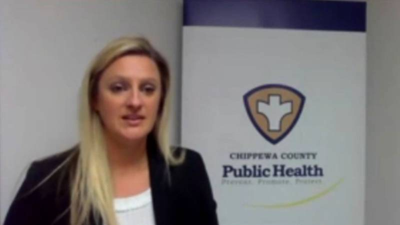 Angela Weideman, Director and Health Official at the Chippewa County Department of Public...