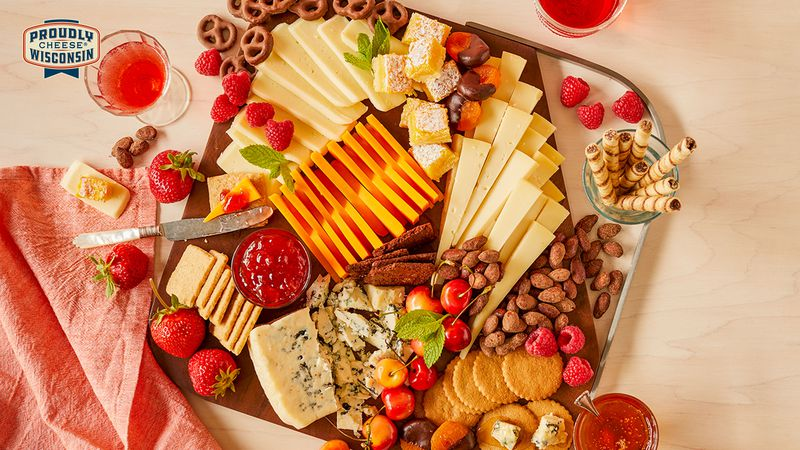 Celebrate Mom with a Wisconsin Cheese Board