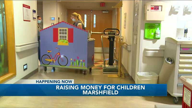 Fundraiser for Marshfield Children's Hospital goes virtual this year