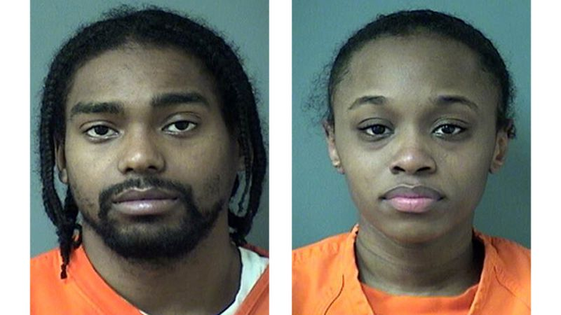 Erick Larkins and Shavonte Powell have been arrested after a traffic stop in Trempealeau County.