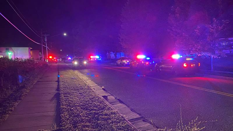 A heavy law enforcement presence has responded to an incident Friday on Seymour Rd. in Eau...