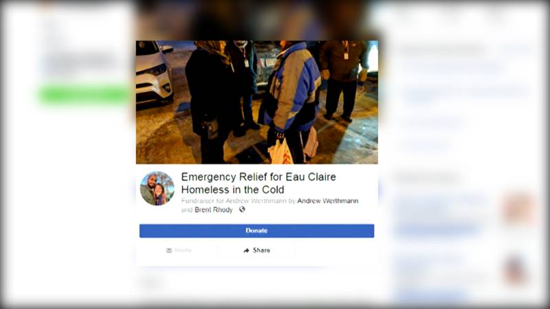 Neighbors helping neighbors in need, that's the idea behind a local fundraiser organized by Eau...