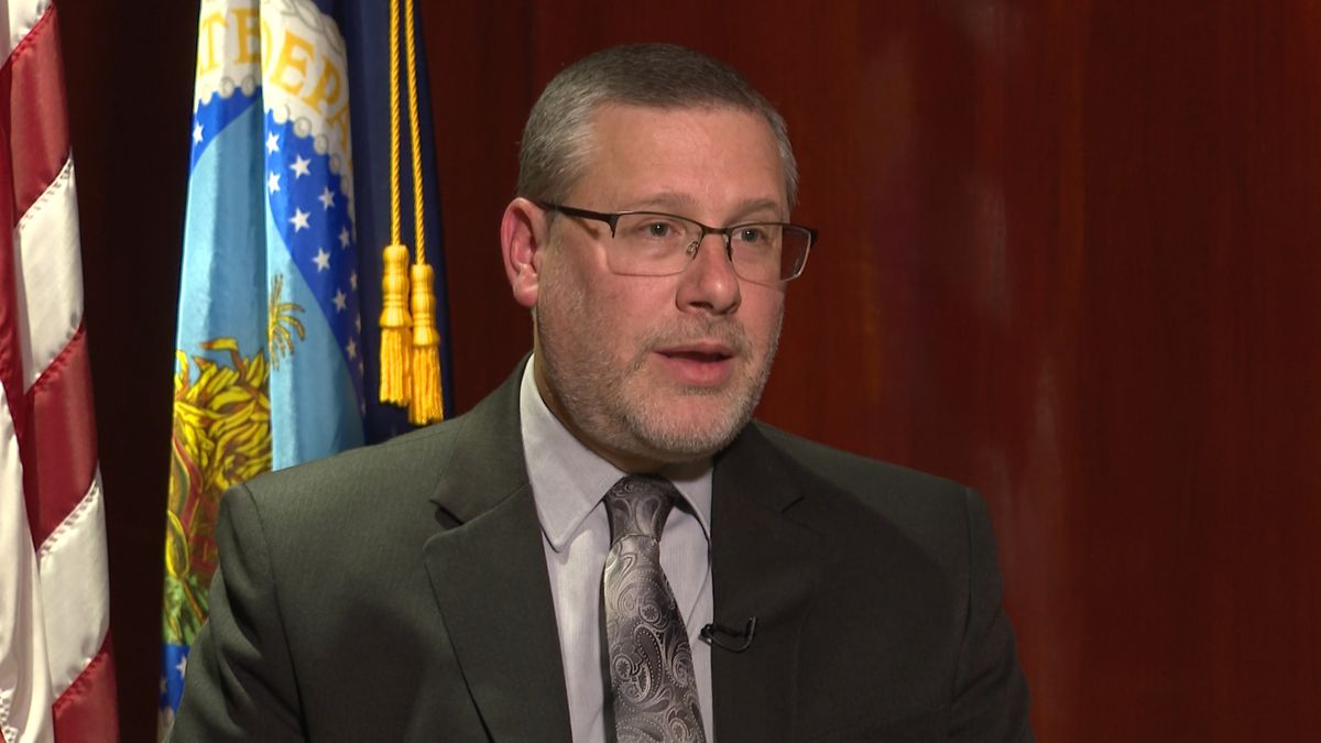 USDA Crops Branch Chief Lance Honig details report findings in an interview. (Source: Gray DC)