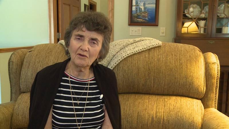 Dorothy Sorlie speaks about her battle with normal pressure hydrocephalus.