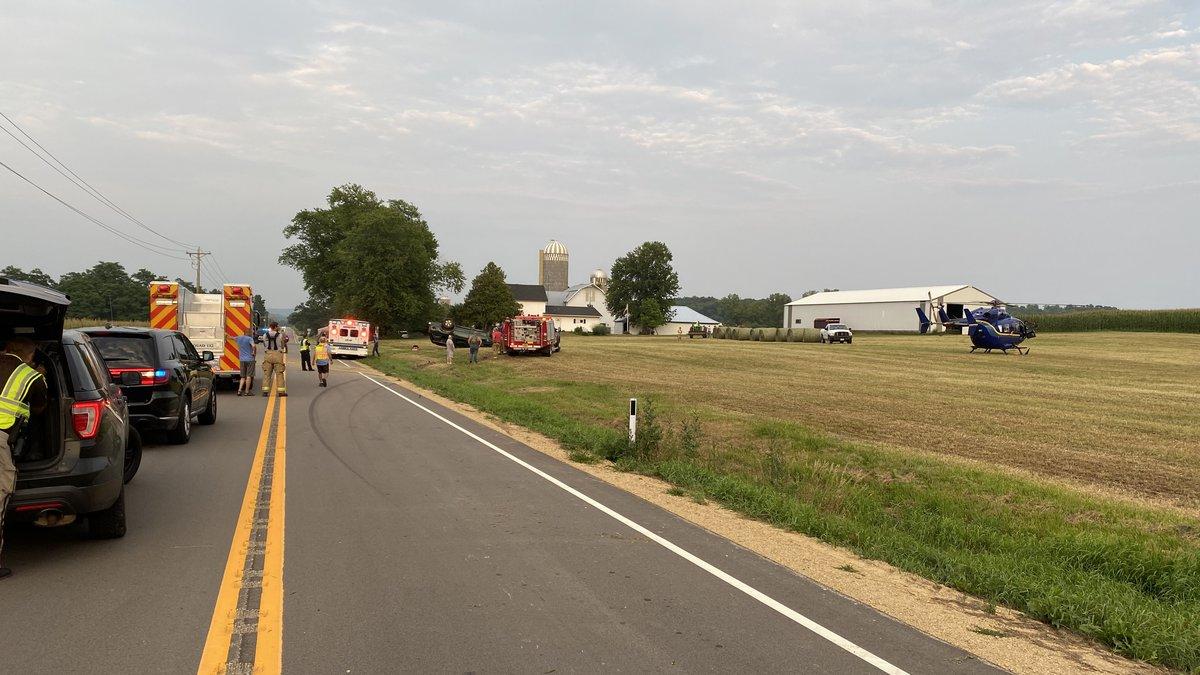 Buffalo County crash