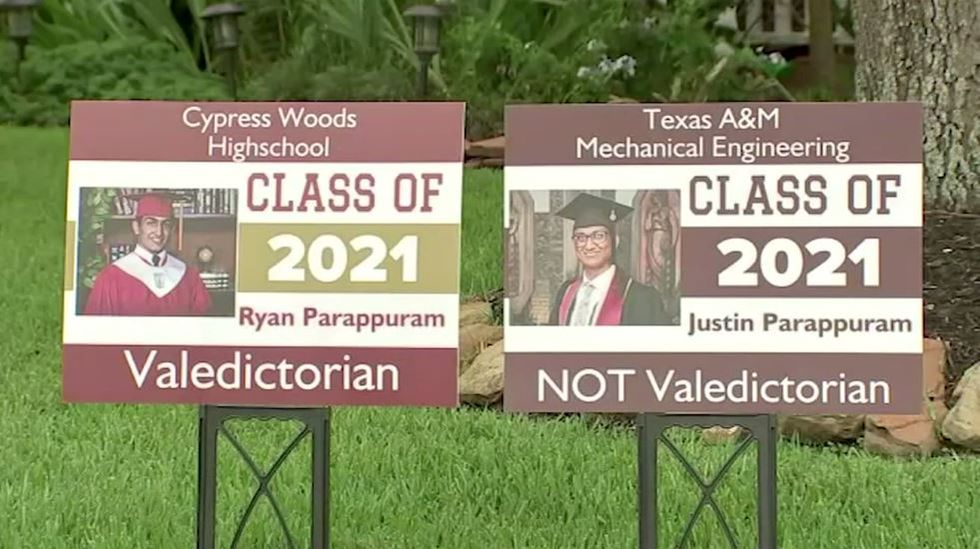 Brothers Ryan and Justin Parappuram are both graduating as part of the Class of 2021, the...