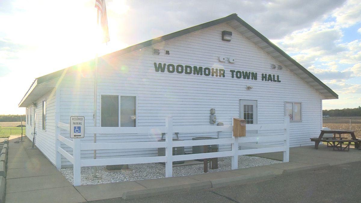 Woodmohr Town Hall