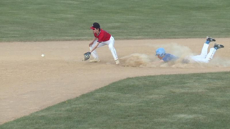 Chippewa Falls and Eau Claire North Baseball