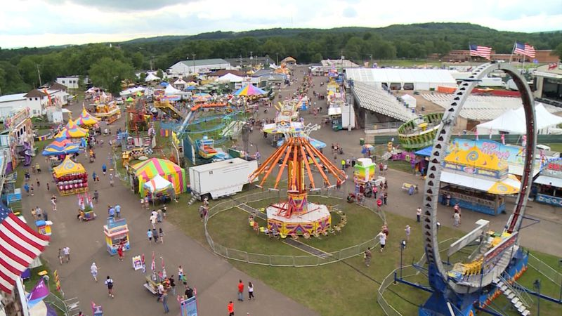 Northern Wisconsin State Fair 2019
