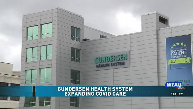 Gundersen Health System Expanding COVID Care