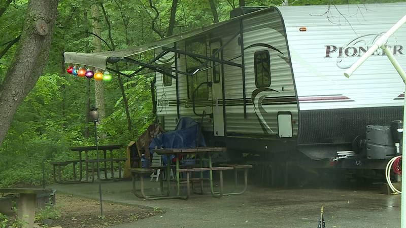 One Dane County retailer said 90 percent of sales are people buying an RV for the first time.