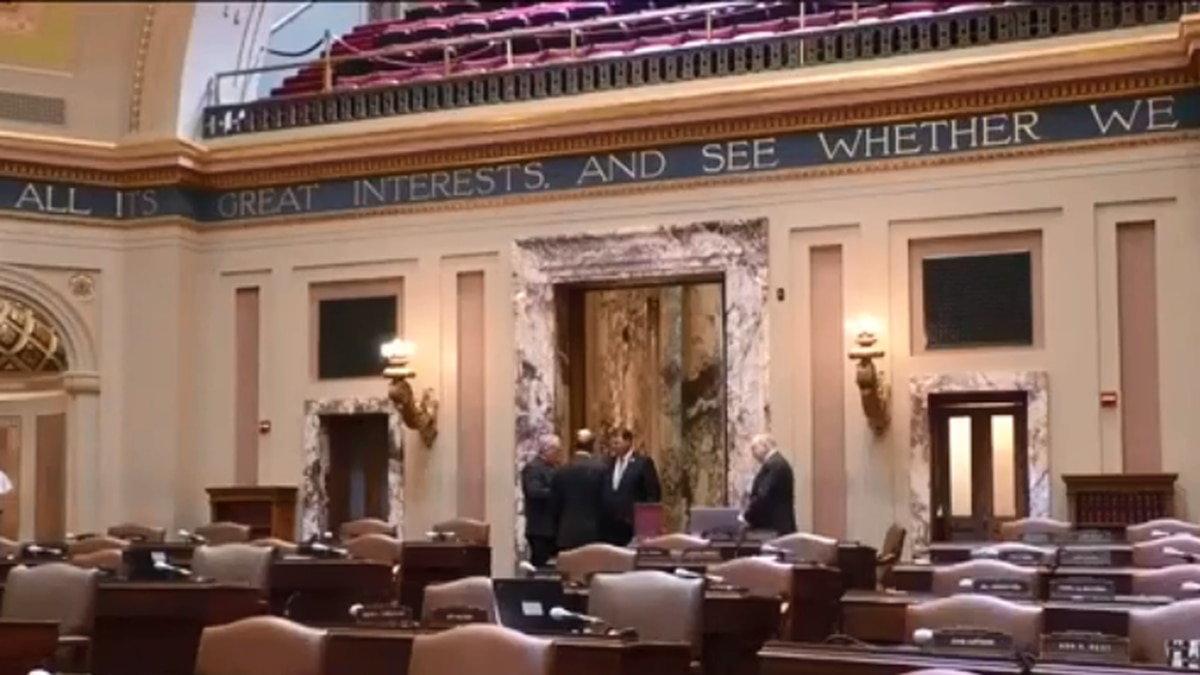 Lawmakers will have to reconvene for a special session in mid-June to finish the work.