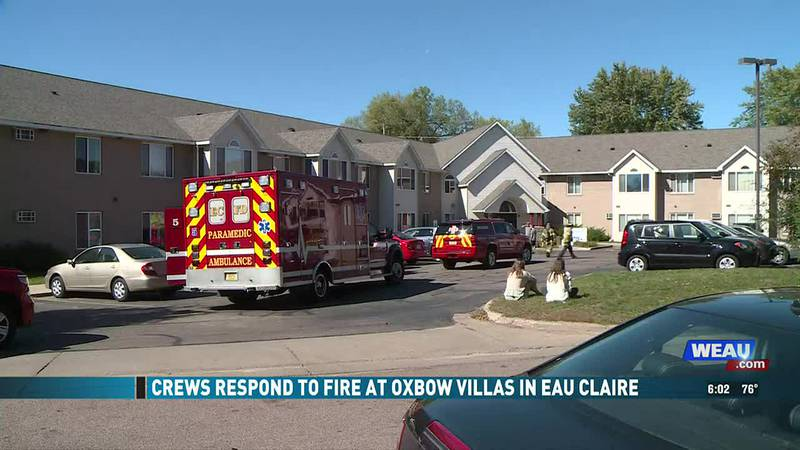 Fire at Oxbow Villas
