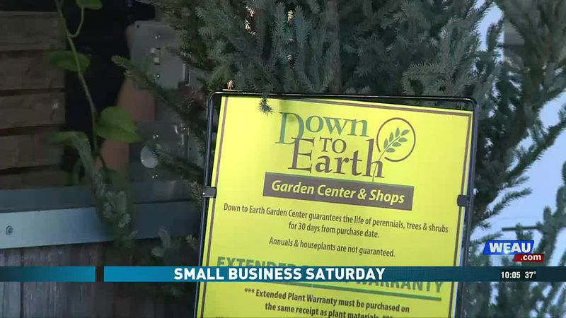Small Business Saturday (11/28/20)