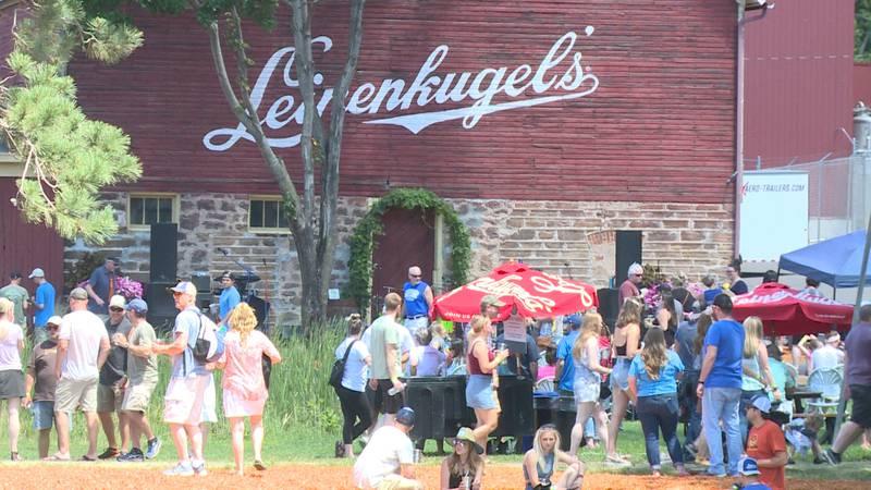 Leinenkugel's Summer Kick Off