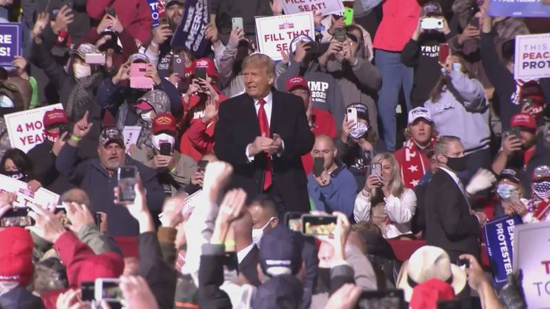 Doctors ask president to cancel rally