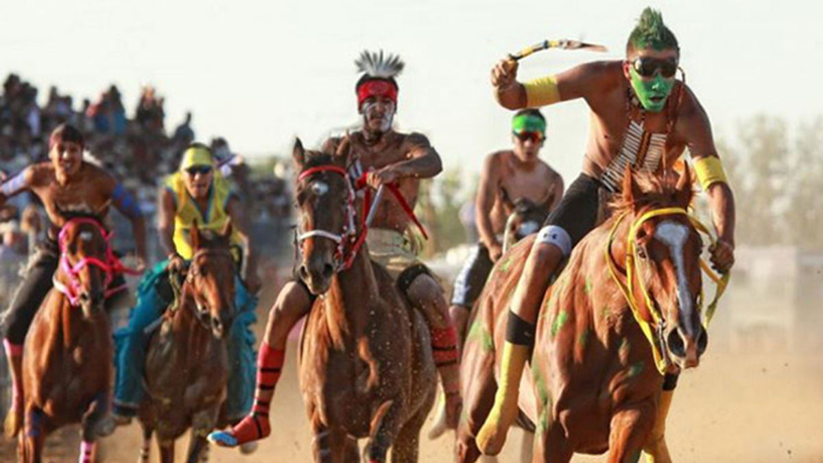 Indian Relay Horse Racing May Come To The Chippewa Valley