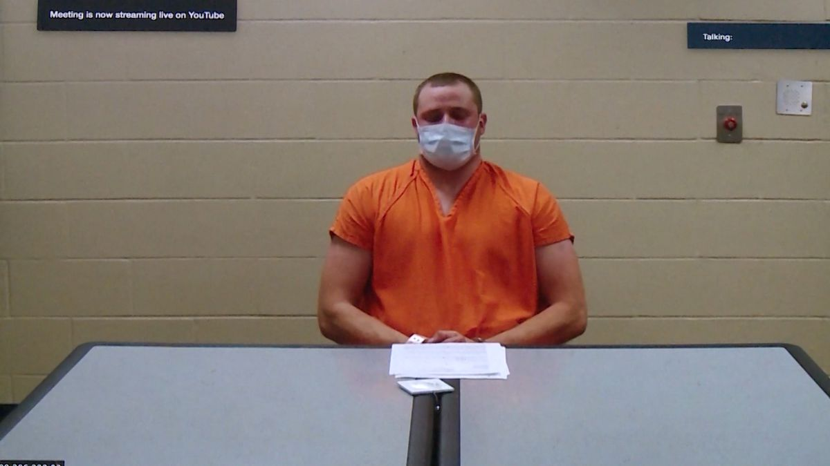 La Crosse homicide suspect in court