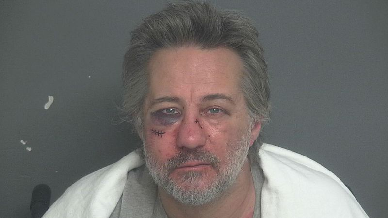 Kelly Weiberg is in custody after admitting to stabbing another male on Thanksgiving.