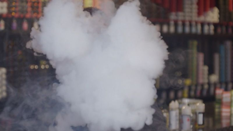 Preliminary data linking vaping and e-cigarette use to increased risk for contracting COVID-19.