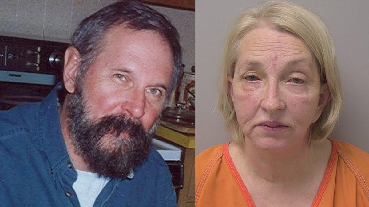 Ken Juedes (Marathon County Crimestoppers) Cindy Schulz-Juedes (Marathon County Jail- 2019)