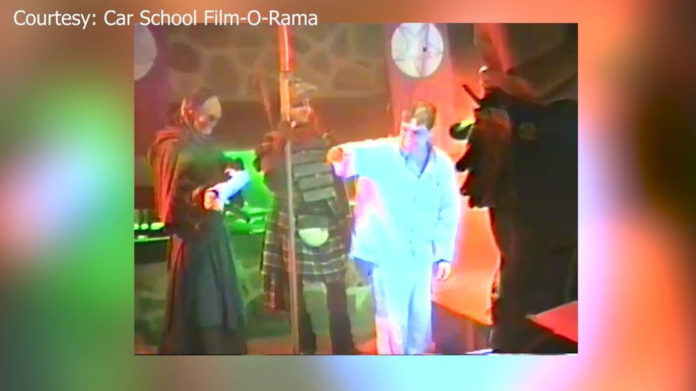 With Halloween less than a week away, a local professor is giving people a crash-course in...