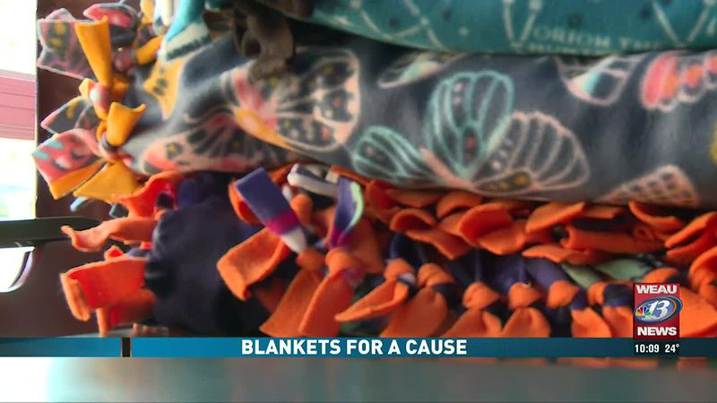 Blankets for a Cause (11/21/20)