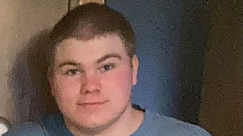 Corey Hayden is missing from the Rice Lake area.