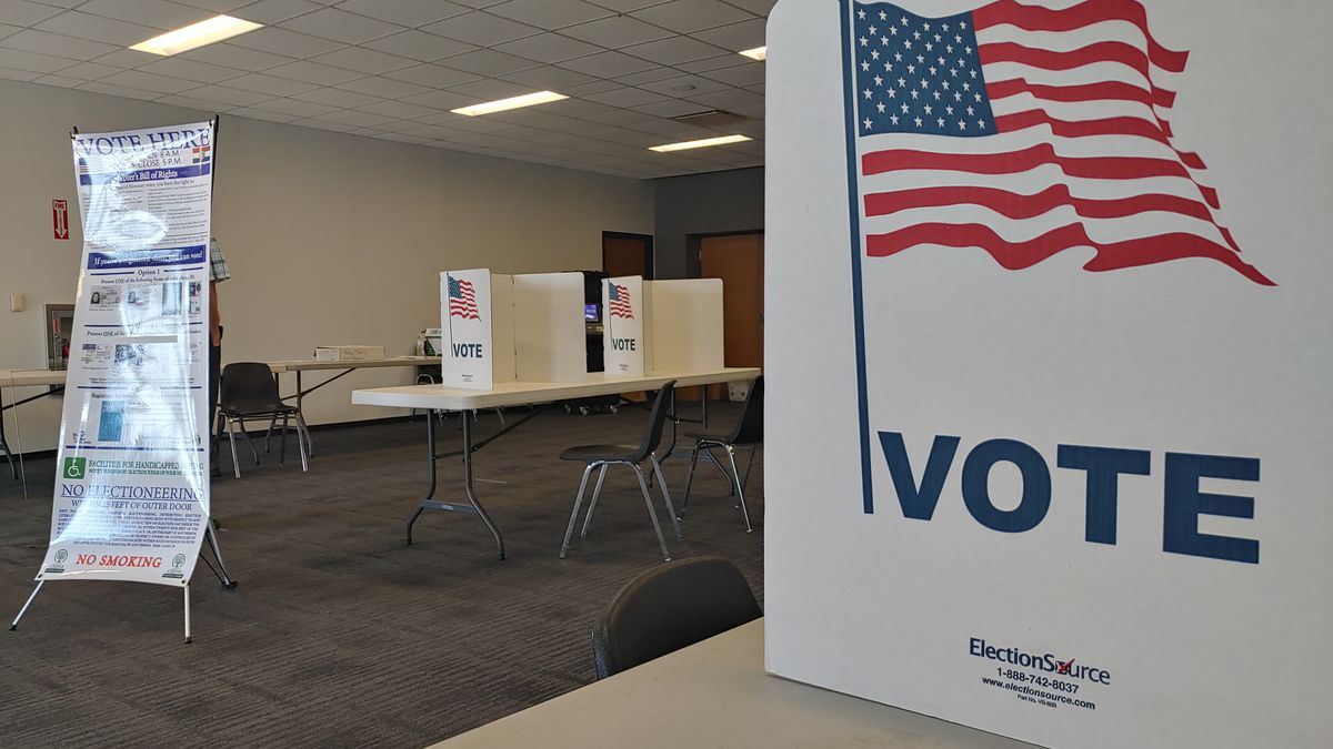 WEC says there is a shortage of poll workers.