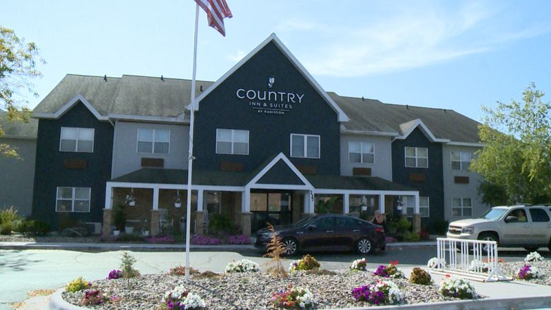 Country Inn and Suites in Sparta usually reaches capacity during Oktoberfest despite being...