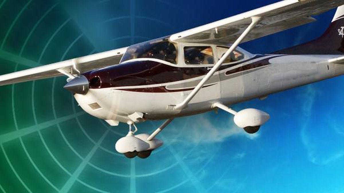 Emergency Plane landing