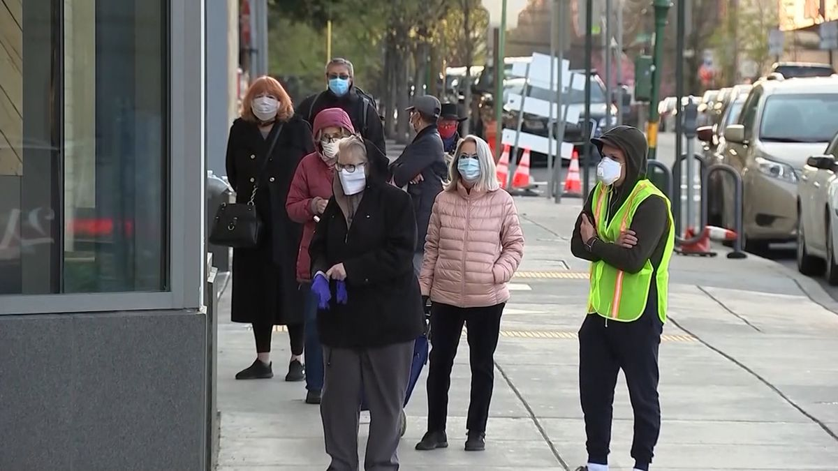Health experts say masks are essential for helping to stop the spread of COVID-19.