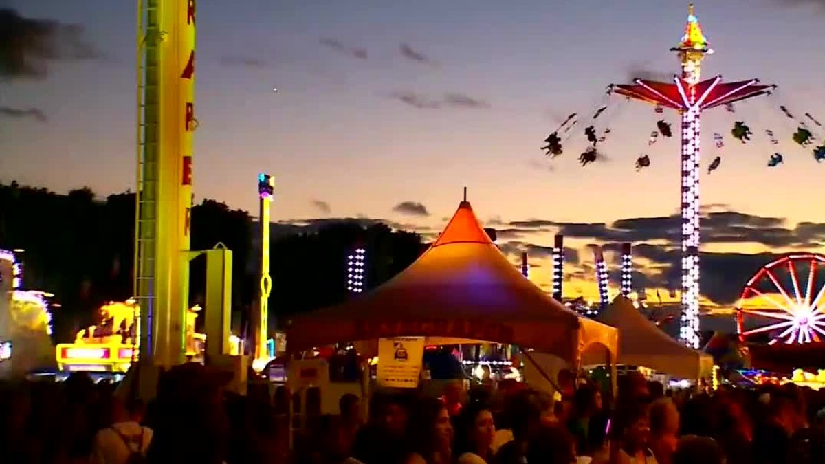 Fair officials announced Friday the beloved event will return on Aug. 26 and run through Labor...