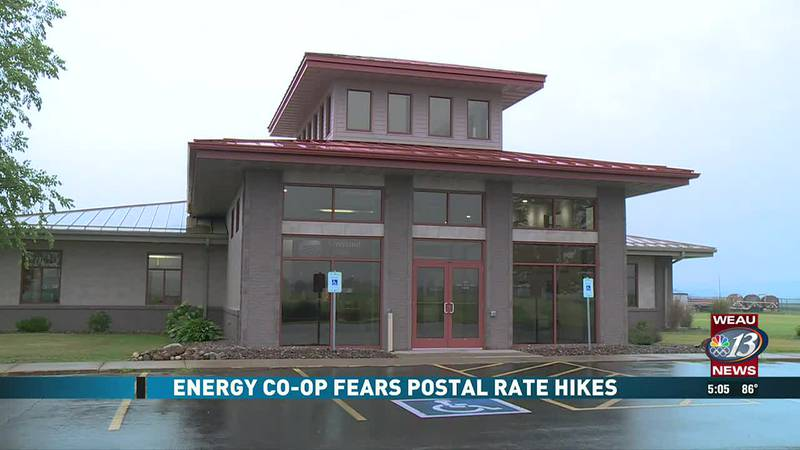 Energy Co-op Fears Postal Rate Hikes