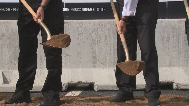 The Wisconsin Rapids Fire Department held a groundbreaking ceremony for their new renovation...