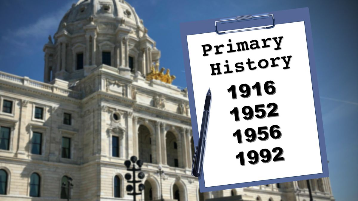 The Minnesota Legislature passed a bill in 2016 to reinstate the presidential primary. The first presidential primary held in the state since 1992 will happen on Super Tuesday. (Source: Gray DC)