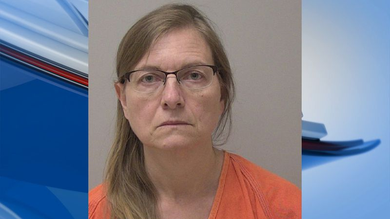 Christy Mathis booking photo