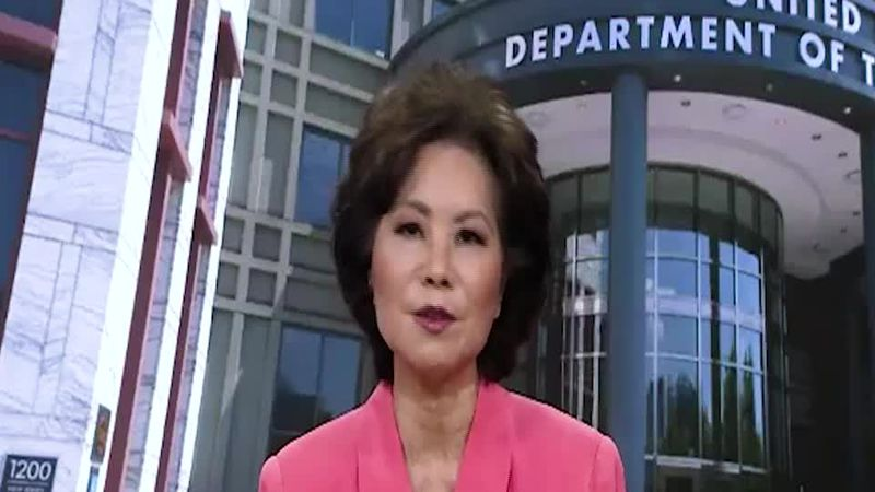 Transportation Secretary Elaine Chao