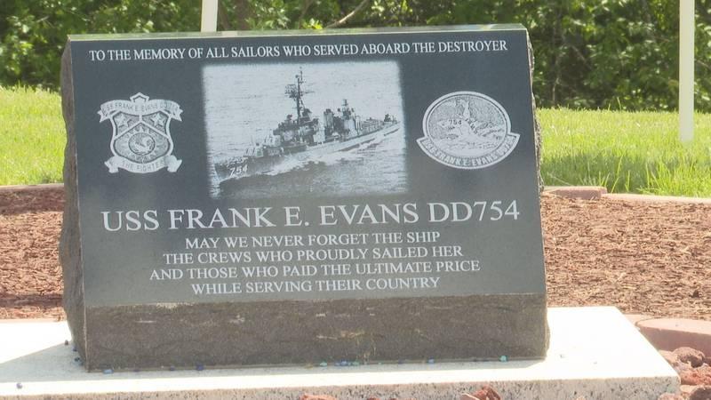 High Ground Veterans Memorial Park honors 'Lost 74'