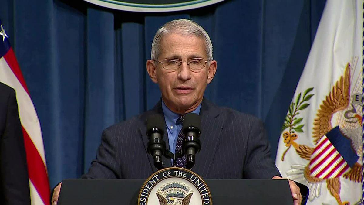 Coronavirus: US officials warn 'this is just the beginning'