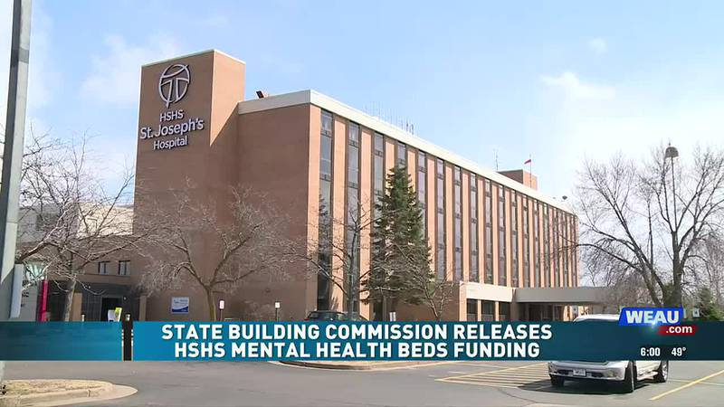 State Building Commission Releases HSHS Mental Health Beds Funding