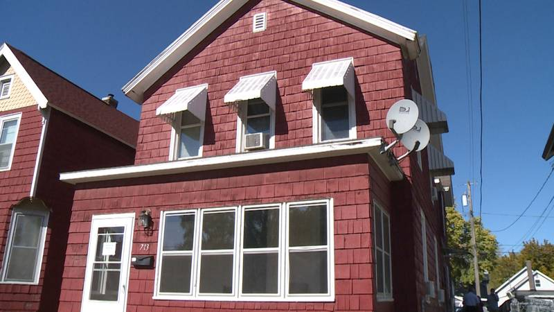 The Next Chapter La Crosse transitional home can house five residents at a time-- each getting...