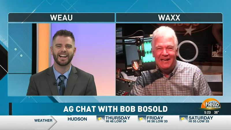 Ag Chat With Bob Bosold (4/15/21)